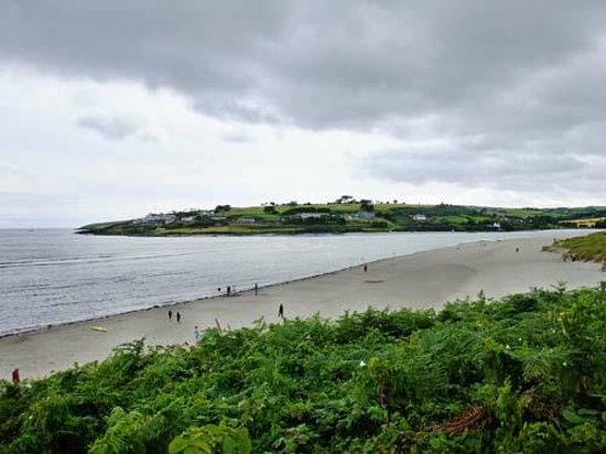 Inchydoney Island Lodge & Spa: Inchydoney Beach is great (and safe) for children and teenagers