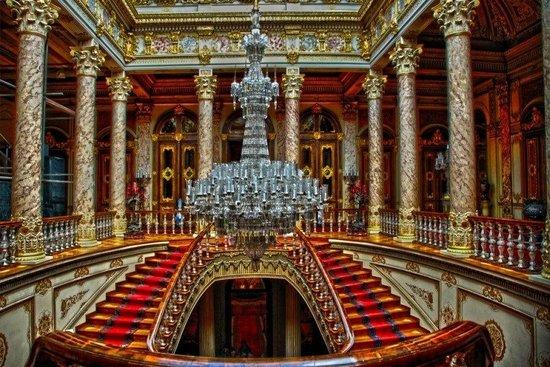 Dolmabahce Palace: Muhteşem!!!