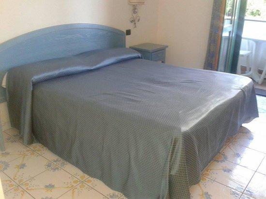 La Pergola Hotel: letto comodo