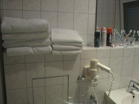 Hotel Classic : חדר רחצה