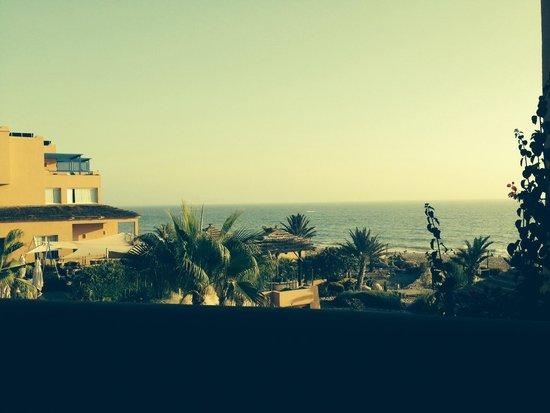 Paradis Plage Surf Yoga & Spa Resort : Balcony view