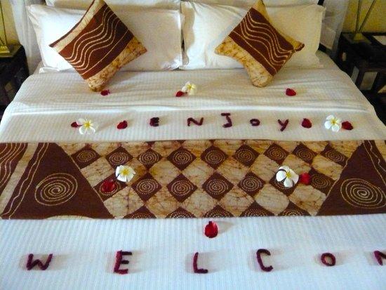 Neptune Pwani Beach Resort & Spa : Welcome