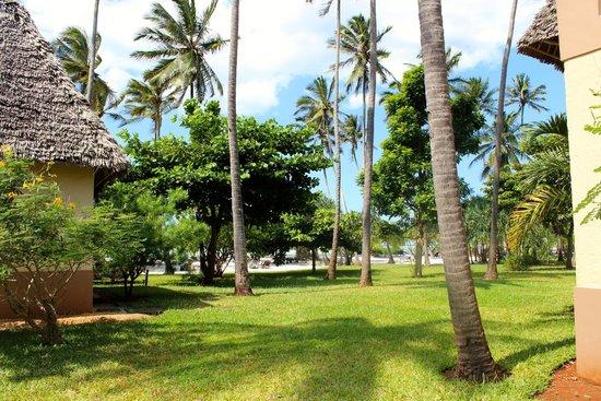 Neptune Pwani Beach Resort & Spa : Les espaces de l'hôtel