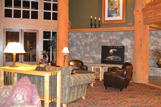 Juniper Springs Resort: Piece Commune de l'étage