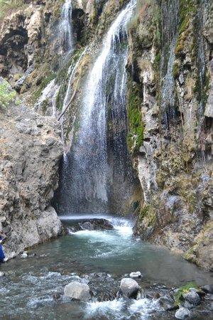 Ol Doinyo Lengai: cascate di ngaresero