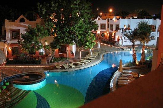 Sharm Inn Amarein Hotel: Вид с балкона