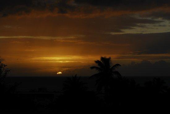 Il Giardino: sunset