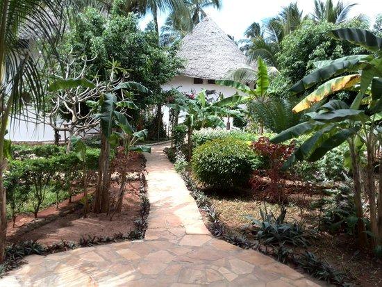 Waridi Beach Resort & Spa: dal bungaloww