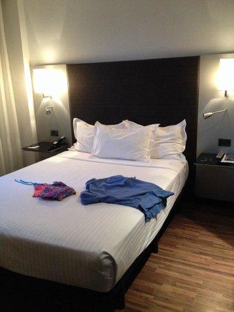 AC Hotel Algeciras: Camera matrimoniale