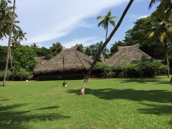 Marari Beach Resort : Restaurant