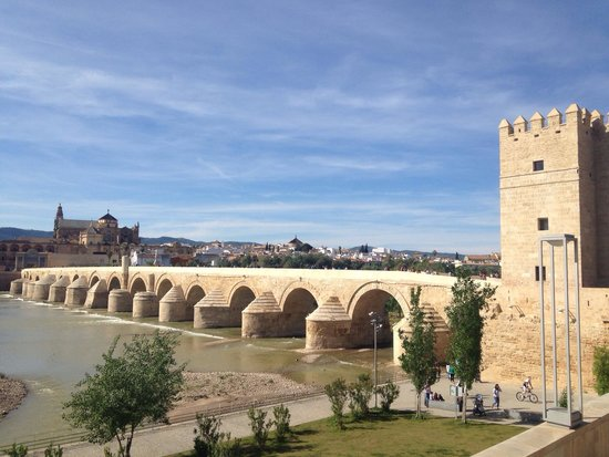 Moschee-Kathedrale (Mezquita de Córdoba): Beautiful view on cathedral