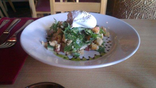 Deja Vu salad