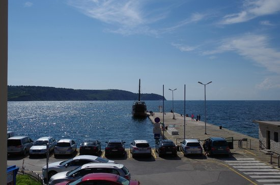 Hotel marina d.o.o.: vue