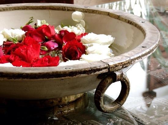 Riad Assakina : Gorgeous decorations