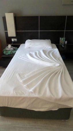 Limak Atlantis Deluxe Hotel & Resort : Single Bed