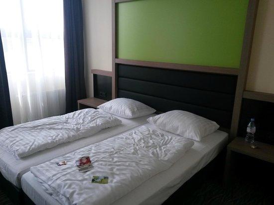 Novum Style Hotel Berlin Zentrum: Double room - [