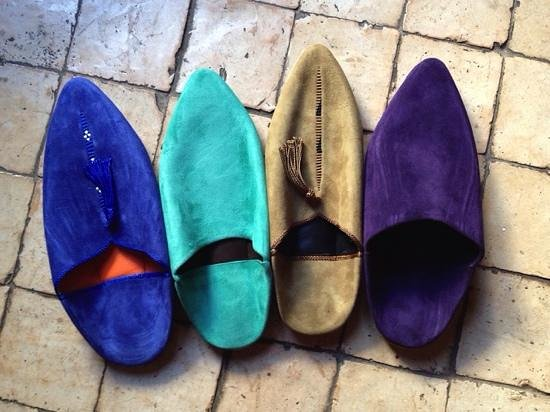 Riad Assakina : Found these with shopping tips from Michele
