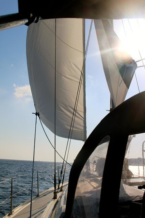 Mykonos On Board Sailing Trips: Mykonos Onboard -- sail with us!