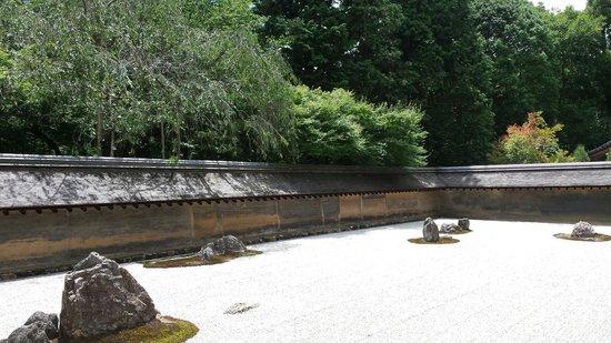 Сад камней - Foto di Ryoanji Temple, Kyoto - TripAdvisor