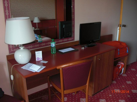 Hotel Savoia Thermae & Spa: singola superior