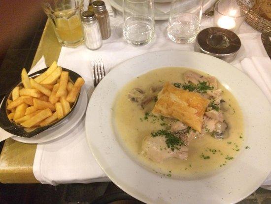 L'Esprit de Sel Brasserie: Trop bon