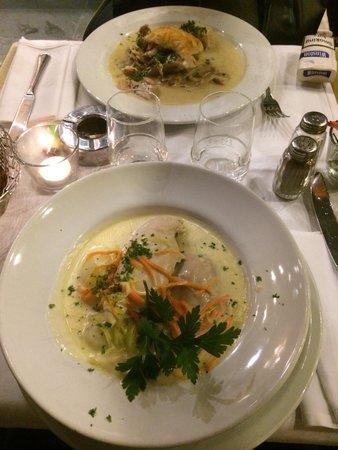 L'Esprit de Sel Brasserie: Mima miam