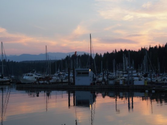 The Resort at Port Ludlow: The Marina
