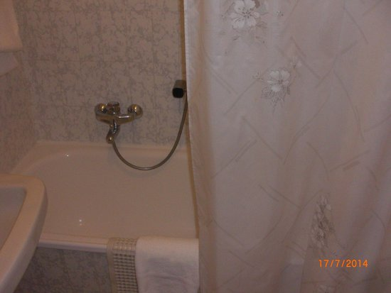 Hotel Savoia Thermae & Spa: vasca