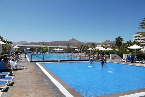 Hotel Costa Calero: Salt Water Pool