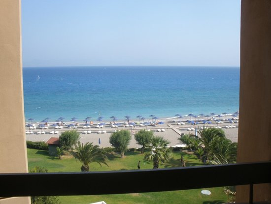 Sun Beach Resort Complex: Did I mention the view ?