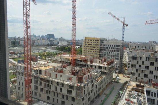 Ibis Paris 17 Clichy-Batignolles: Window View - Construction Side
