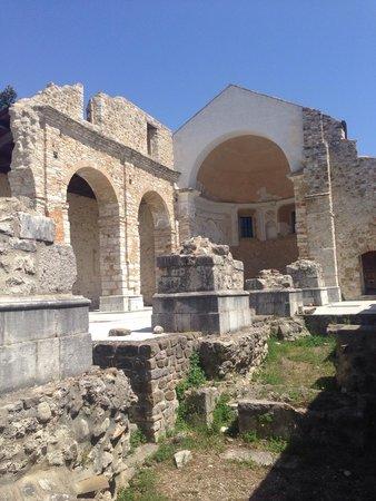 Conza della Campania, Itália: La cattedrale