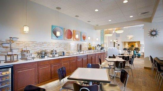 Best Western The Oasis at Joplin: Dining Area