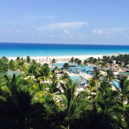 Iberostar Cancun : Amazing view from room!