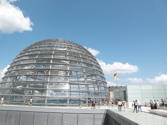 Plenarbereich Reichstagsgebäude: Рейхстаг