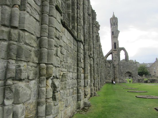 St Andrews Cathedral: chiesa