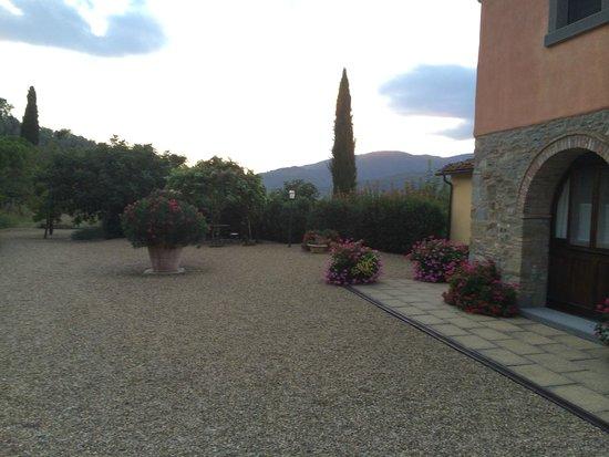 Casa Portagioia: View from the Portagioia grounds