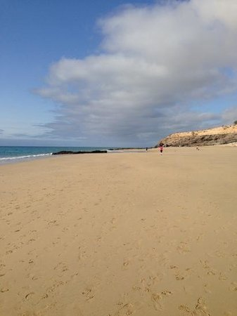 H10 Tindaya Hotel: beach