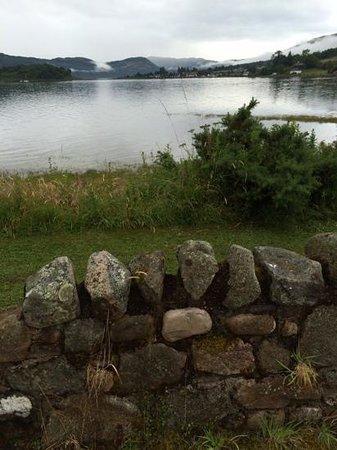 Rockvilla Guest House: Loch Carron