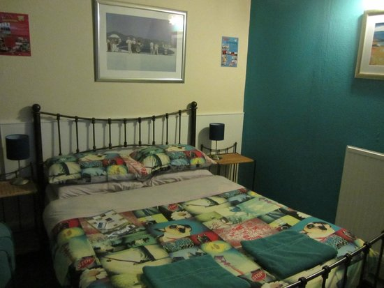 Pitlochry Backpackers Hotel: letto