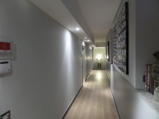 HiSuiteRome: Corridor