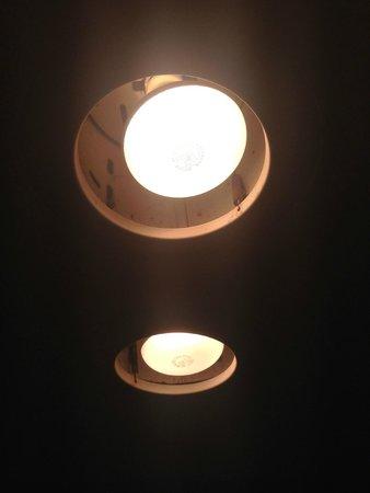 Lake Powell Resort : lampada bagno