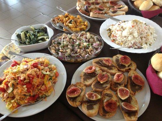 Alla Piccola Trattoria: buffet