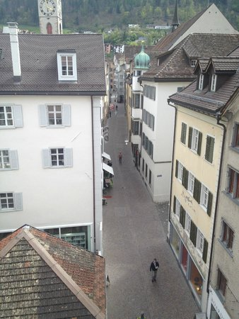 Ambiente Hotel Freieck : View from room