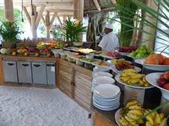 Soneva Fushi Resort: Delicious, but perhaps OTT