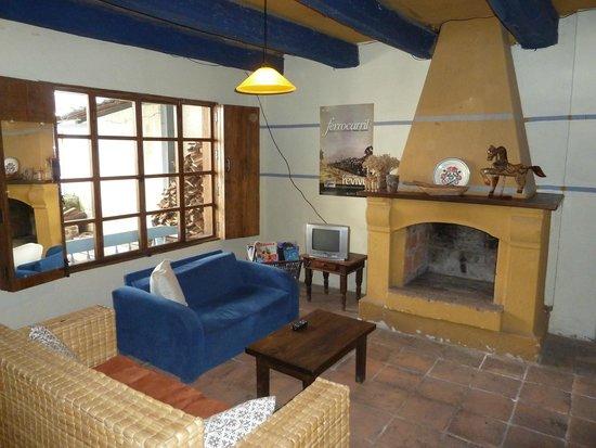 Hotel Dona Esther: Leseraum