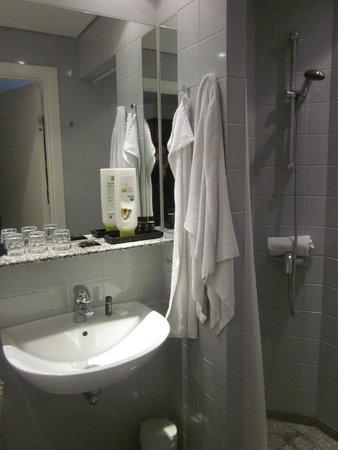 Best Western Plus Hotel City Copenhagen: bathroom