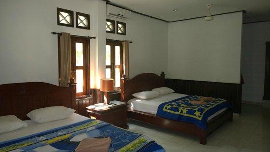 Hotel Puri Rai : Our Room
