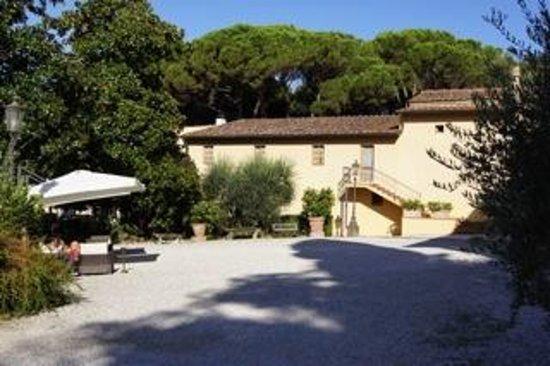 Hotel Villa Stanley: Vooraanzicht Hotel Stanley Sesto Fiorentino