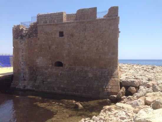 Paphos Harbour Castle : Средненько